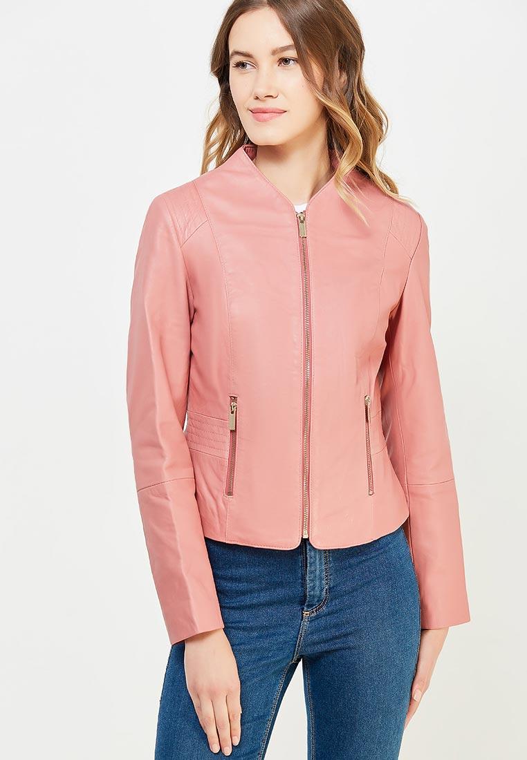 Кожаная куртка Cortefiel 7052383