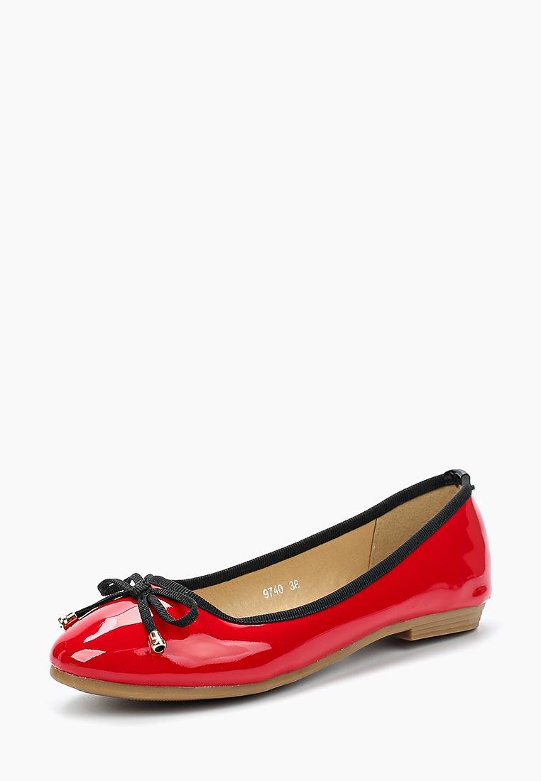 Женские балетки Coura F52-9740