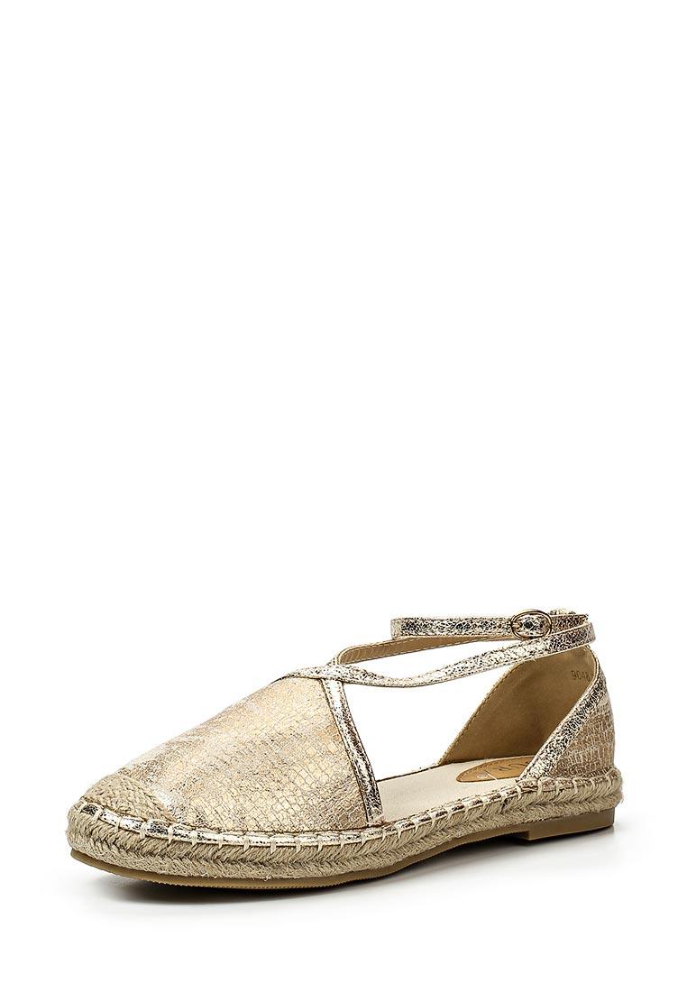 Туфли на плоской подошве Coura F52-9048