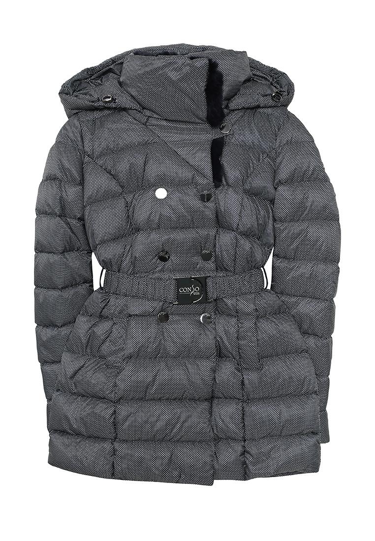Пуховик Conso Wear GW160604 - polka dot