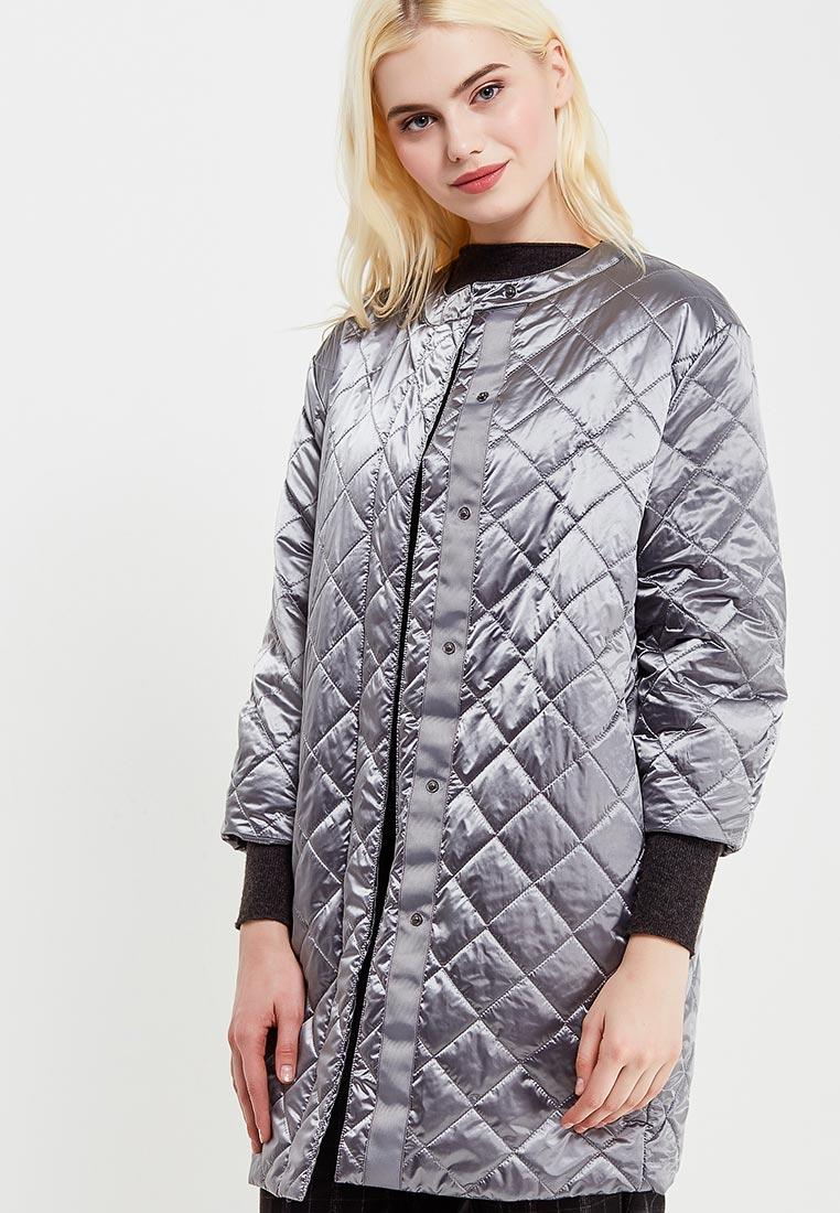 Утепленная куртка Conso Wear SM180115 - metal grey