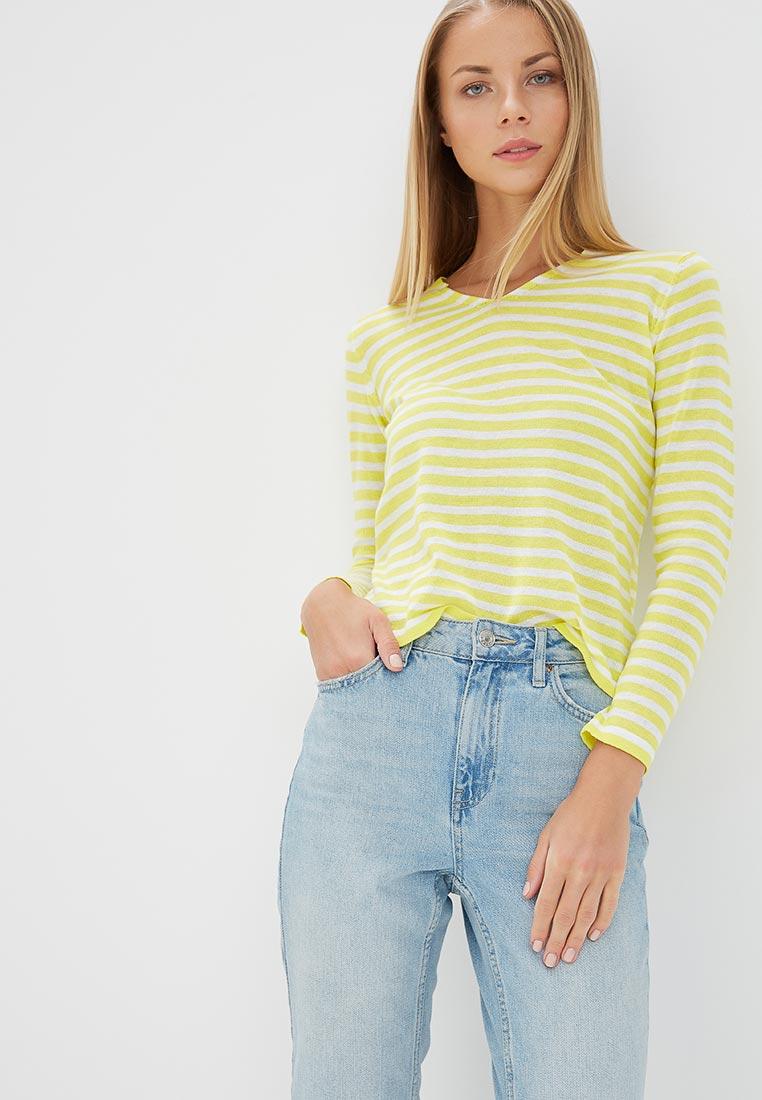 Пуловер Conso Wear KWJS180724 - white/yellow
