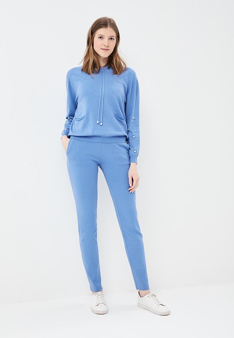 Костюм с брюками Conso Wear KWS180743 - lilac blue