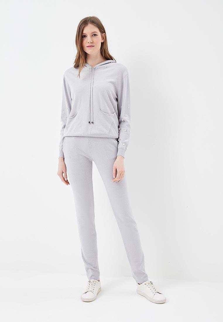 Костюм с брюками Conso Wear KWS180743 - pearl