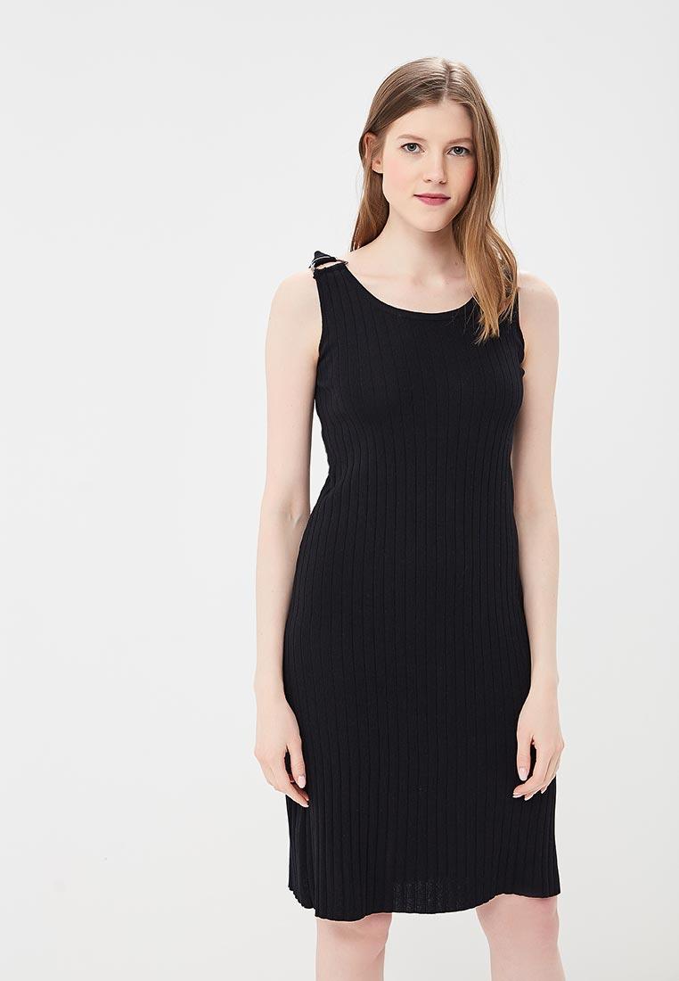 Платье Conso Wear KWDL180704 - black
