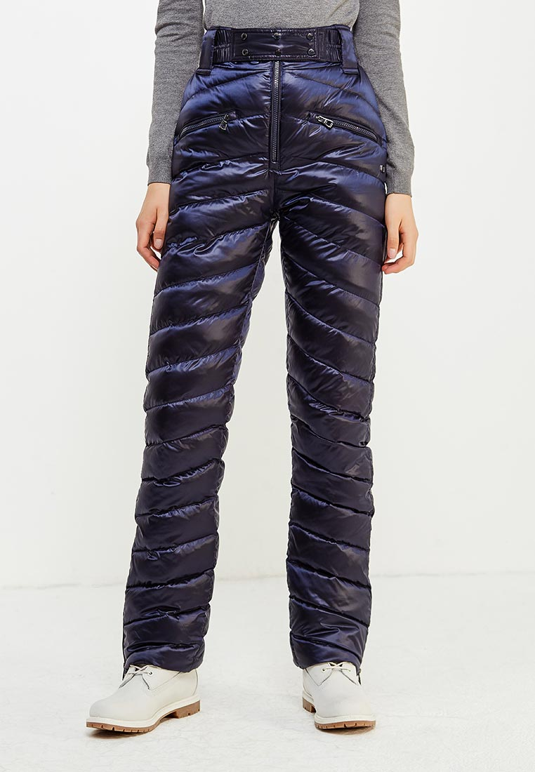 Женские утепленные брюки Conso Wear WP170552 - navy