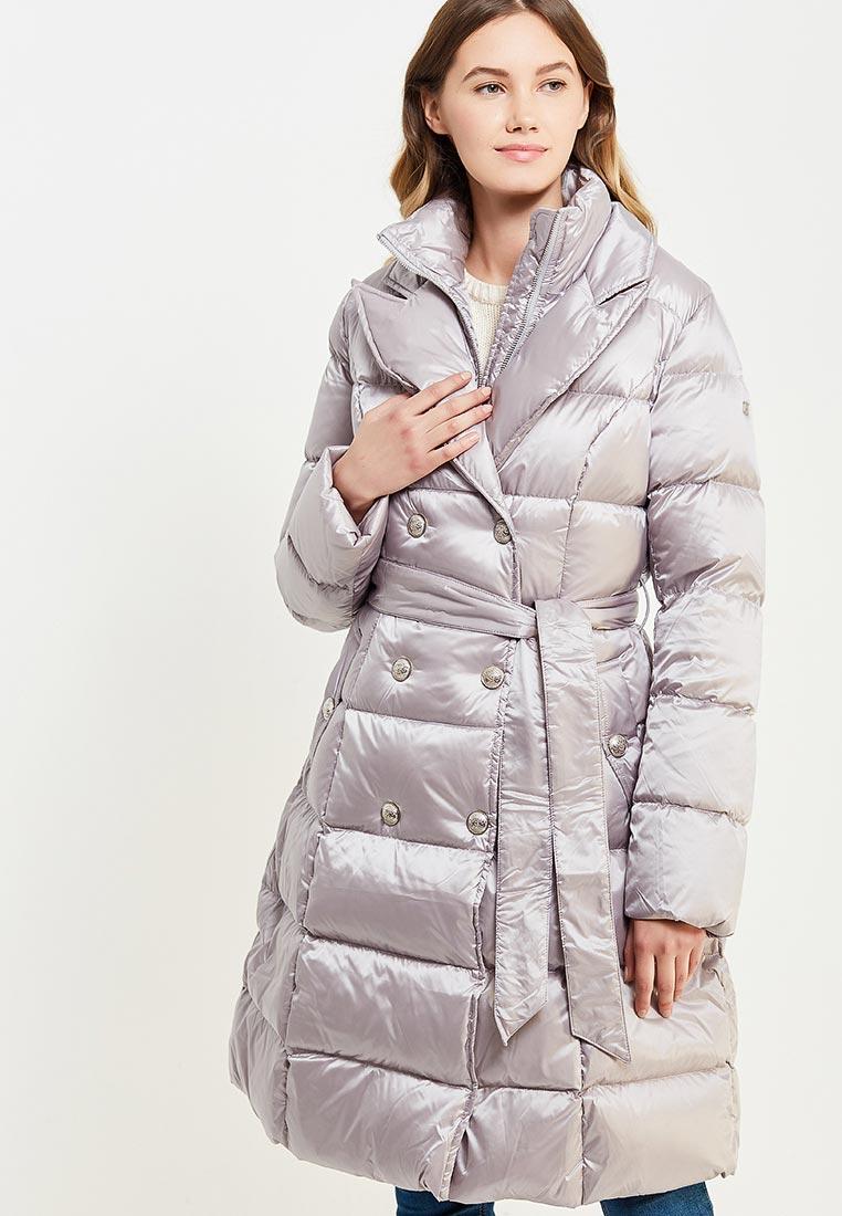 Пуховик Conso Wear WL170501 - silver lilac