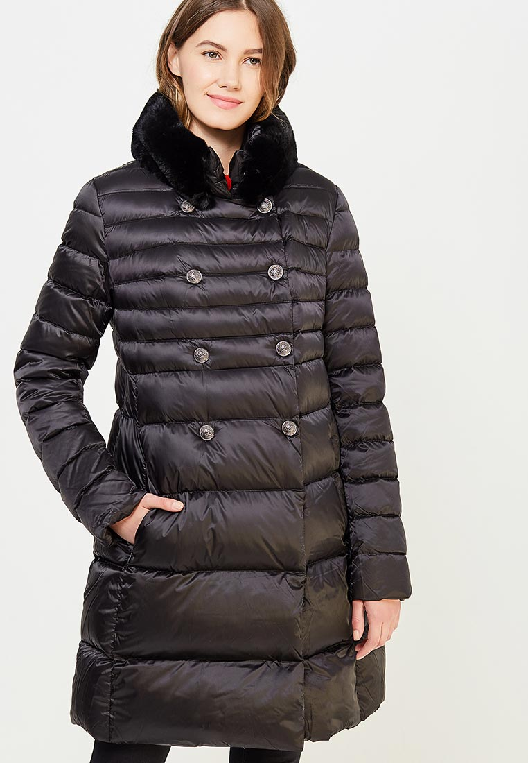 Пуховик Conso Wear WMF170503 - nero