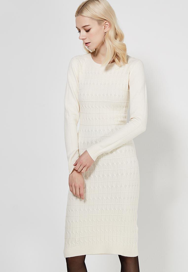 Платье Conso Wear KWDL170735 - milk