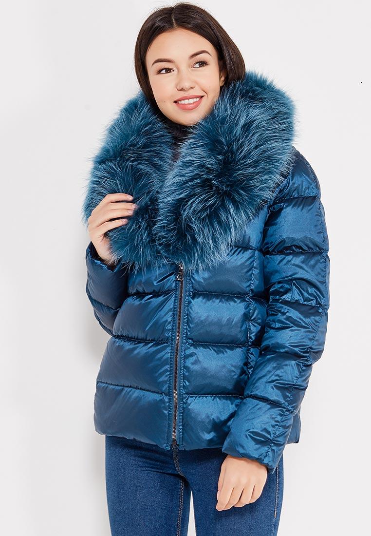 Пуховик Conso Wear WSF 170530 - teal