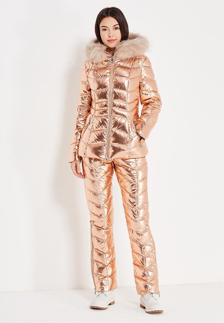 Пуховик Conso Wear WSFP 170553 - rose gold