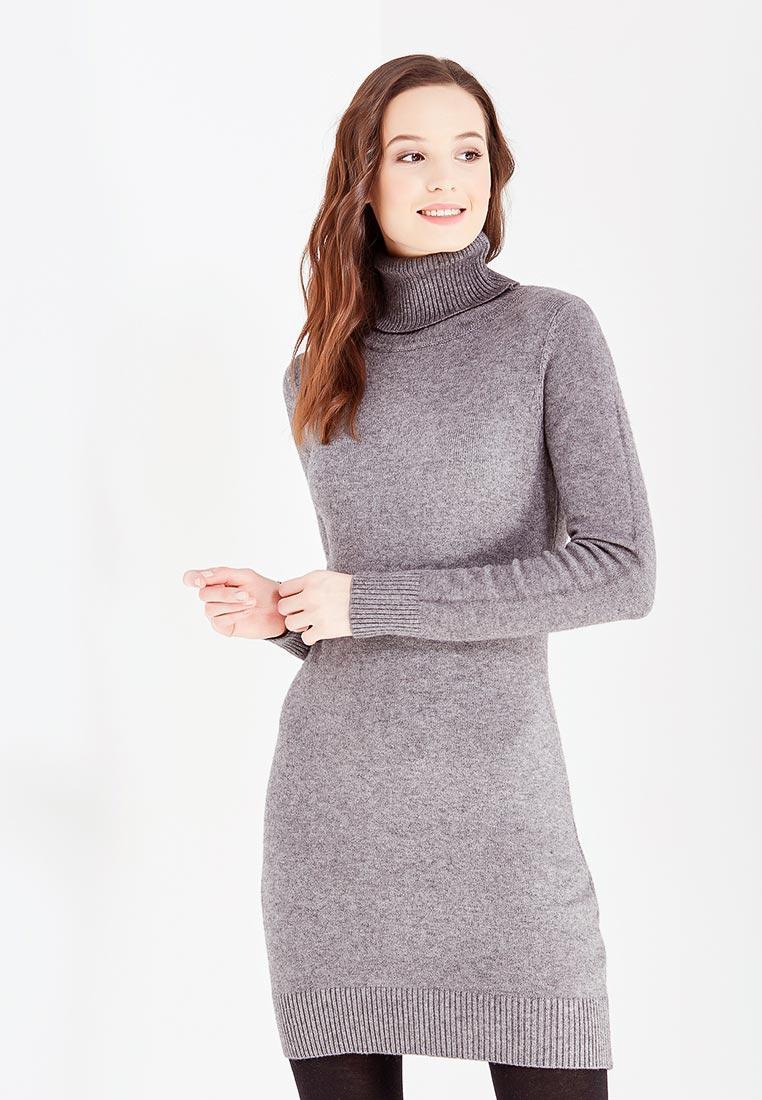 Платье Conso Wear KWDL170734 - grey melange