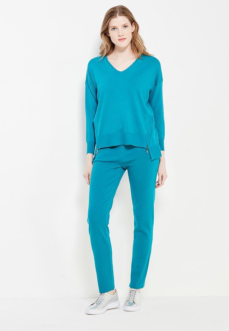 Костюм с брюками Conso Wear KWS170721 - turquose