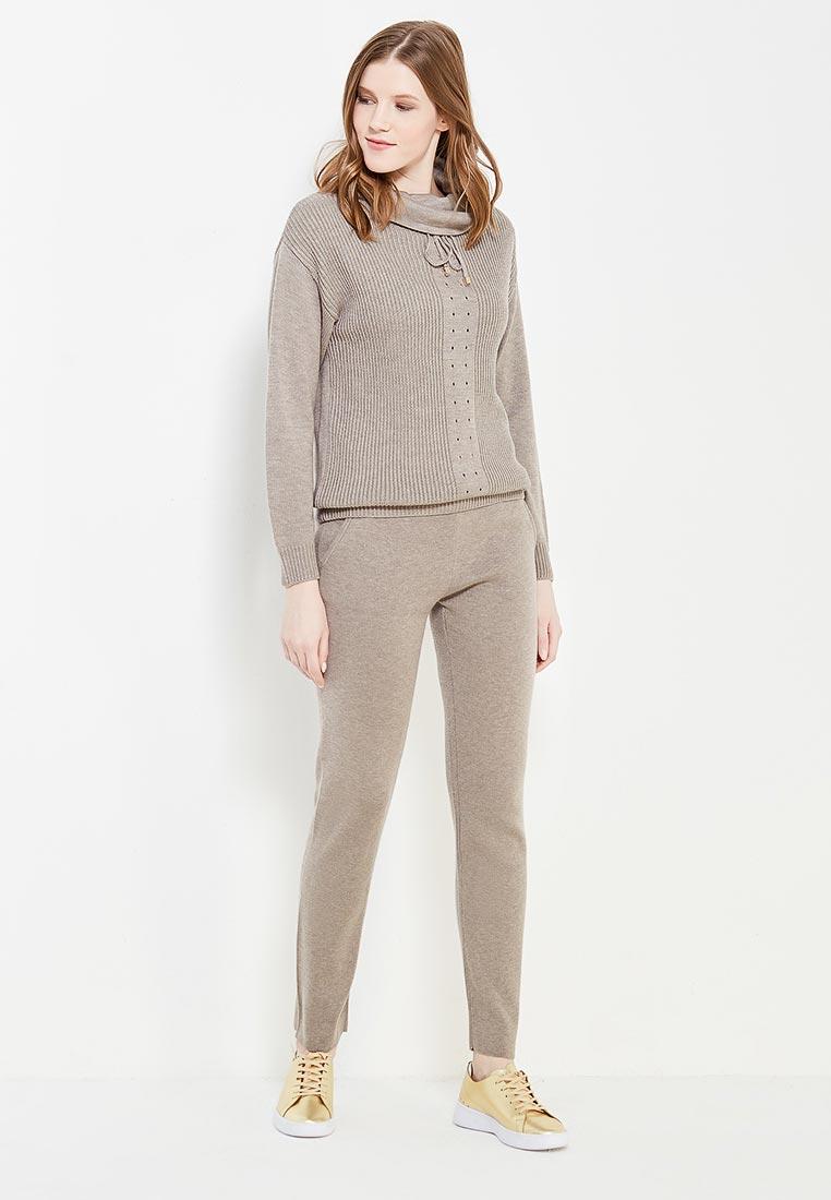 Костюм с брюками Conso Wear KWS170723 - cappucino