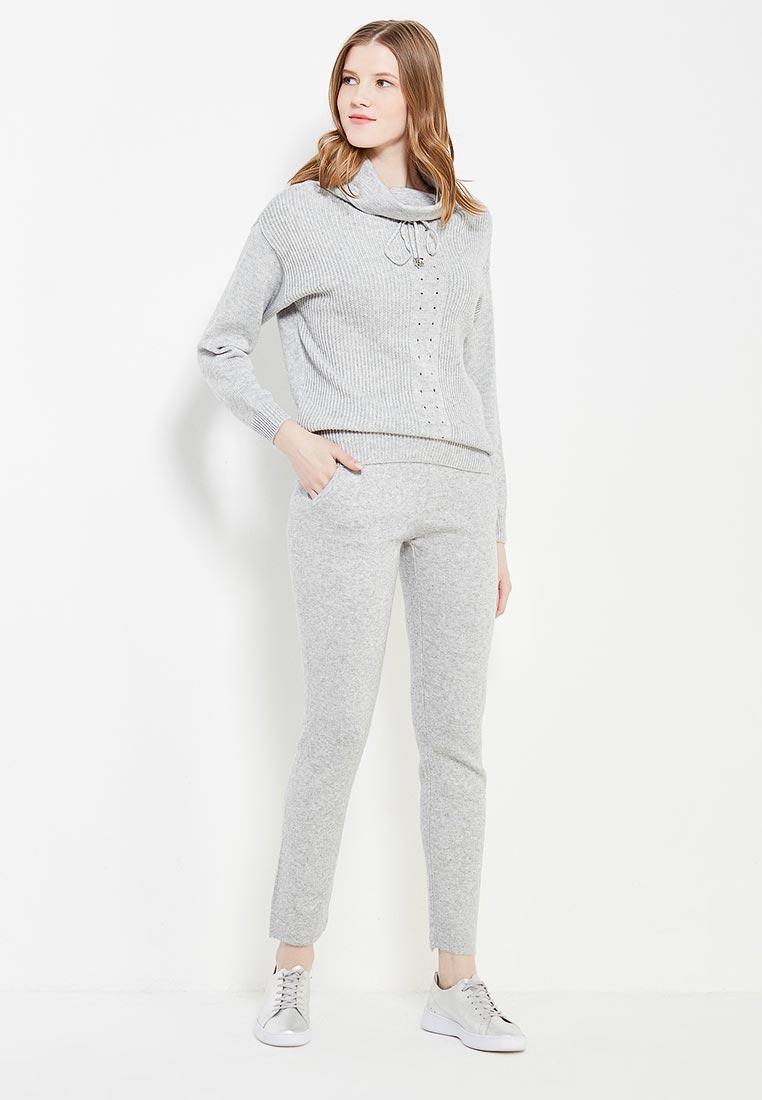 Костюм с брюками Conso Wear KWS170723 - light grey