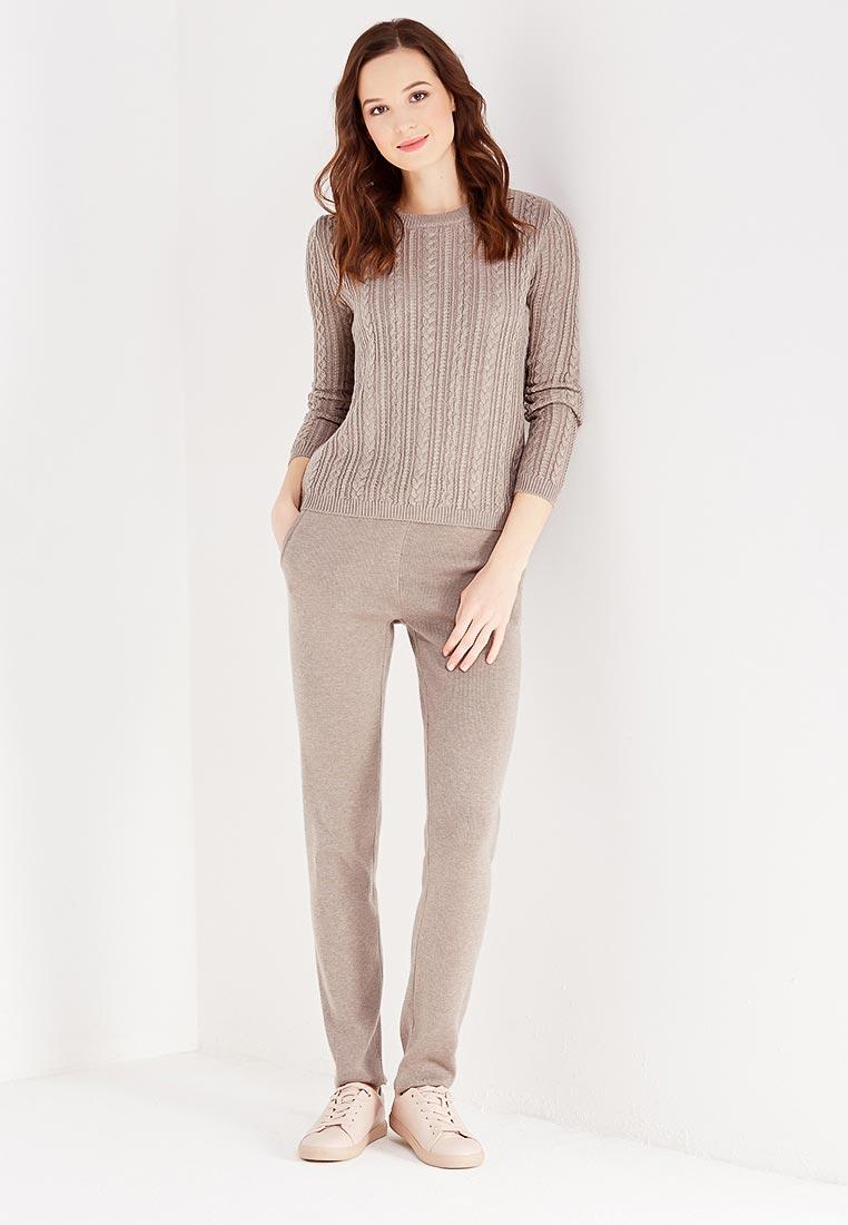 Костюм с брюками Conso Wear KWS170724 - cappucino