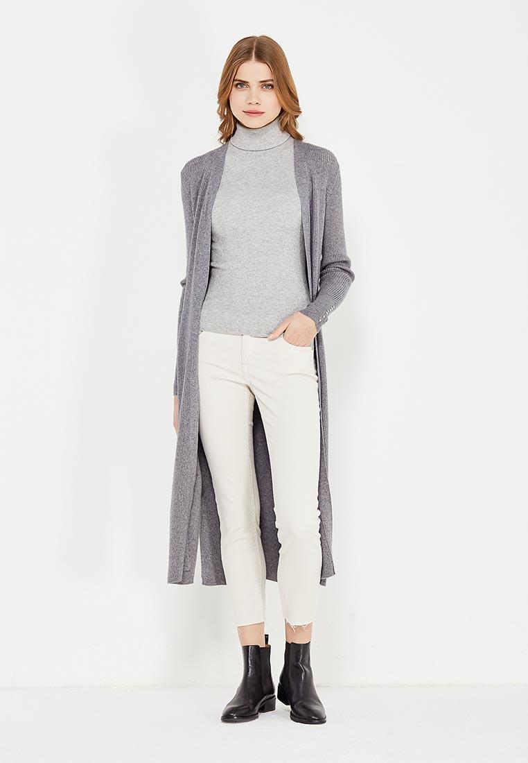 Водолазка Conso Wear KWSL170726 - grey melange