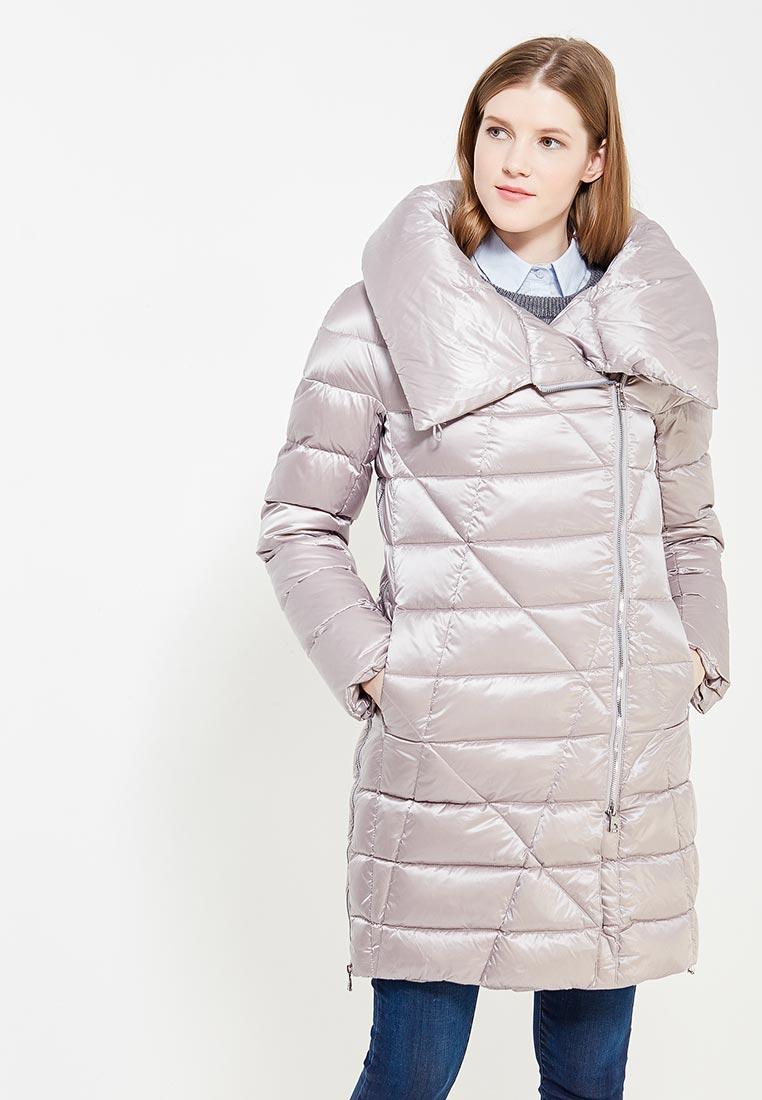 Пуховик Conso Wear WL 170529 - silver lilac
