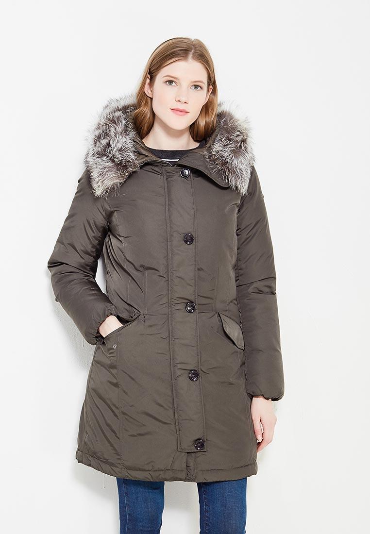 Утепленная куртка Conso Wear WLF170545 - military