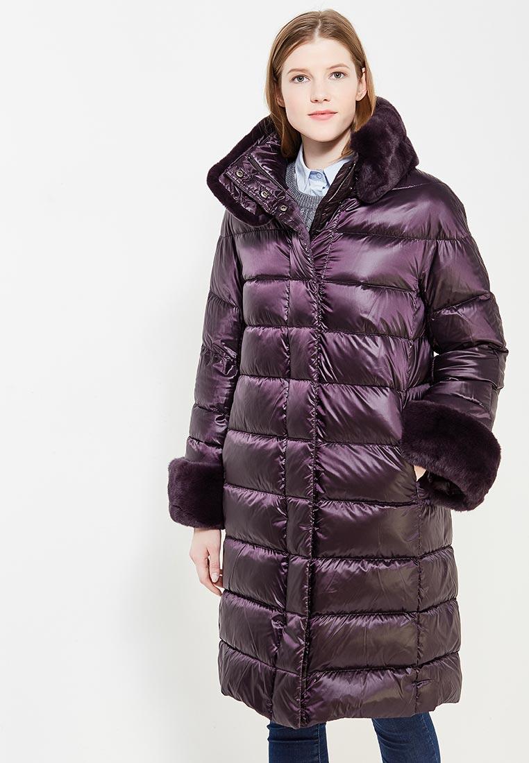 Утепленная куртка Conso Wear WMF170517 - marsala