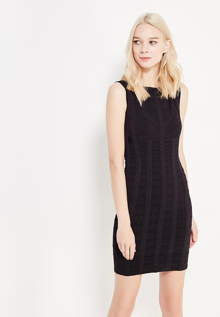 Вечернее / коктейльное платье Conso Wear KWDS170903 - black