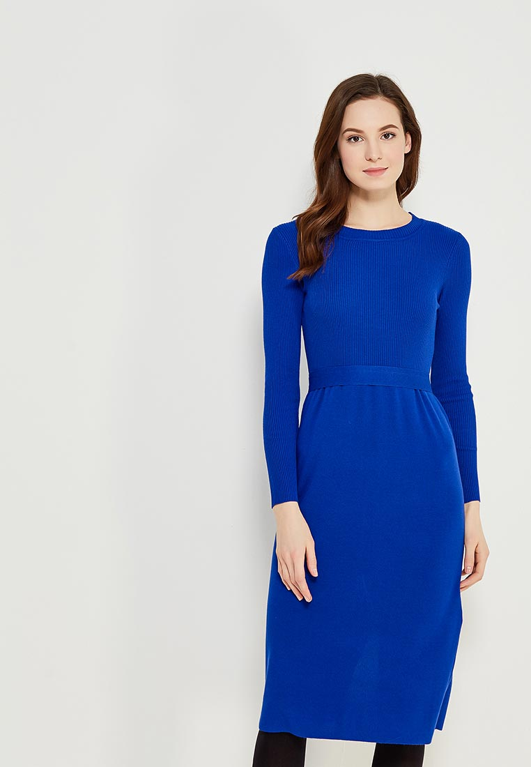 Платье Conso Wear KWDL170762 - royal blue