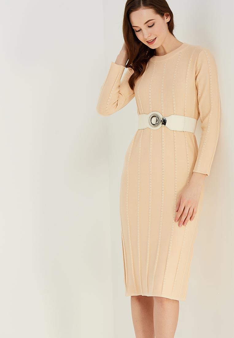 Платье Conso Wear KWDL170763 - peach