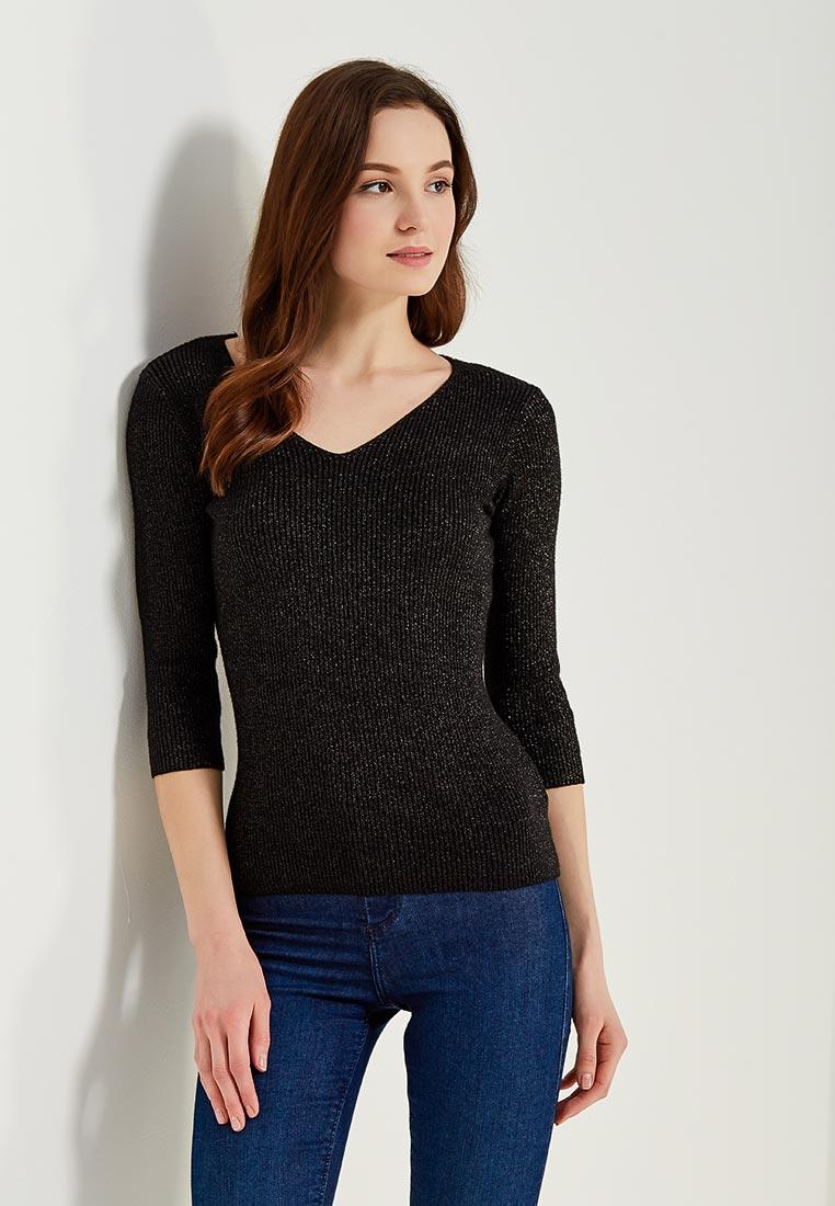 Пуловер Conso Wear KWJS170776 - black/gold
