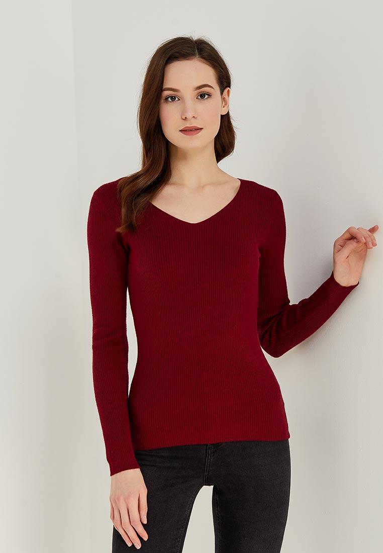 Пуловер Conso Wear KWJS170778 - marsala