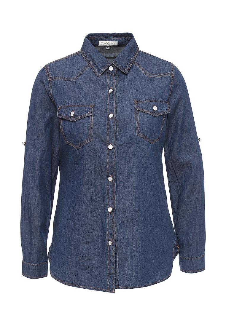 Женские джинсовые рубашки Coco Nut 16792