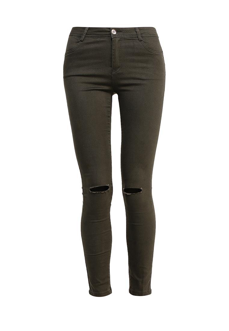 Женские зауженные брюки Coco Nut 16261
