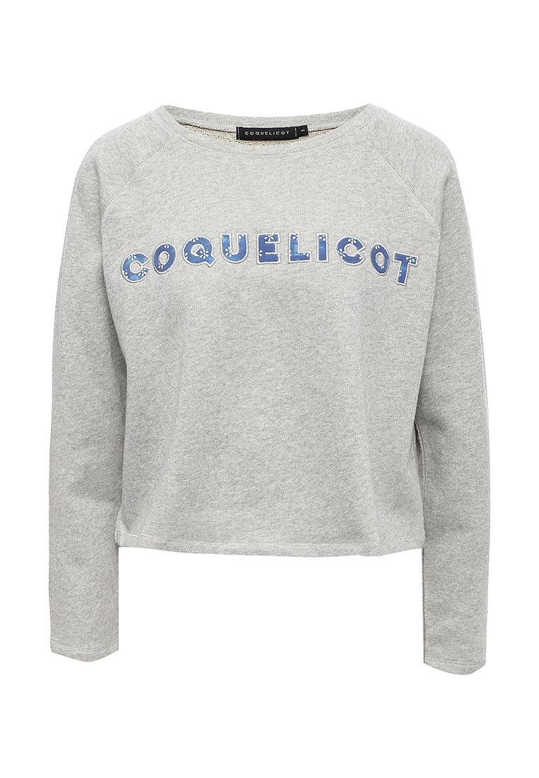 Толстовка Coquelicot 7CQSS16S0200500