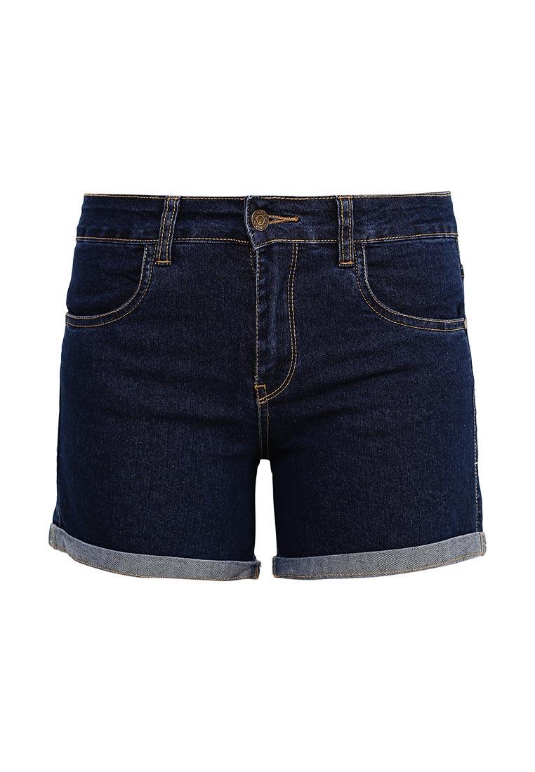 Женские джинсовые шорты Coquelicot 7CQSS16S0800701