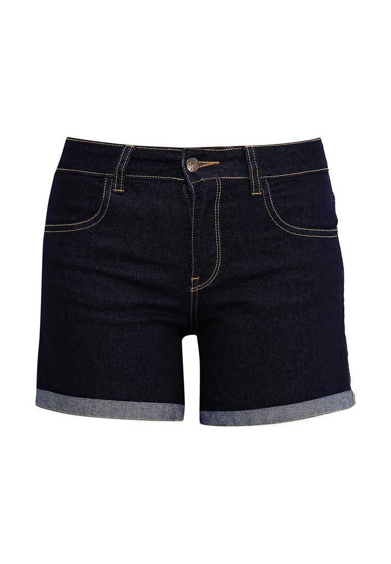 Женские джинсовые шорты Coquelicot 7CQSS16S0800712