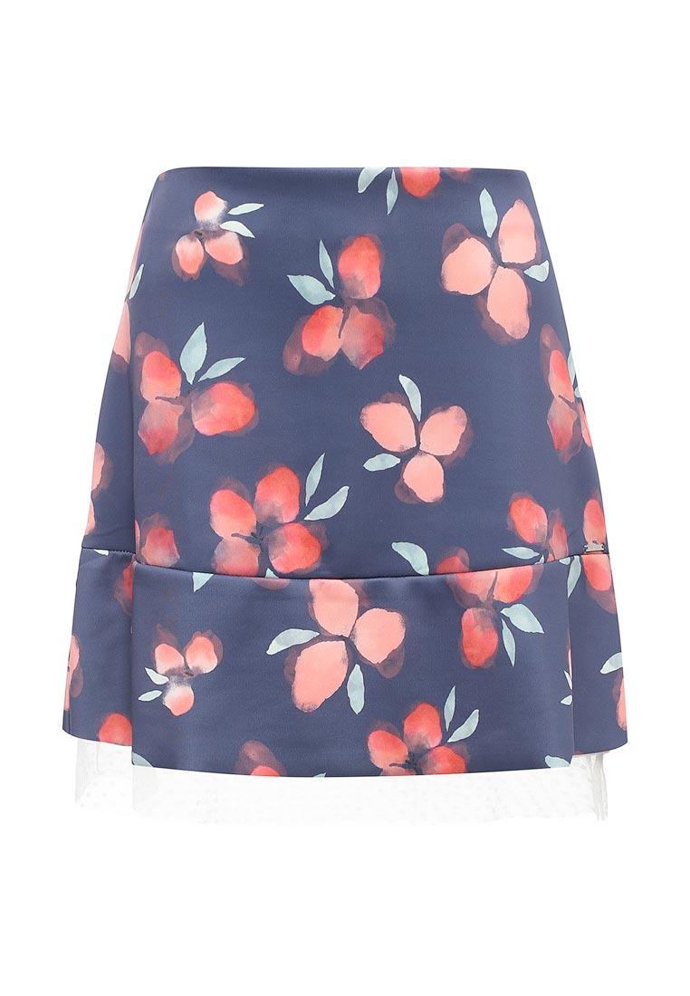 Широкая юбка Coquelicot 7CQSS16S0900103