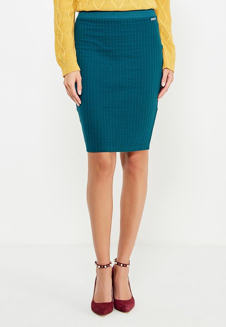 Узкая юбка Coquelicot 7CQAW15S0900100
