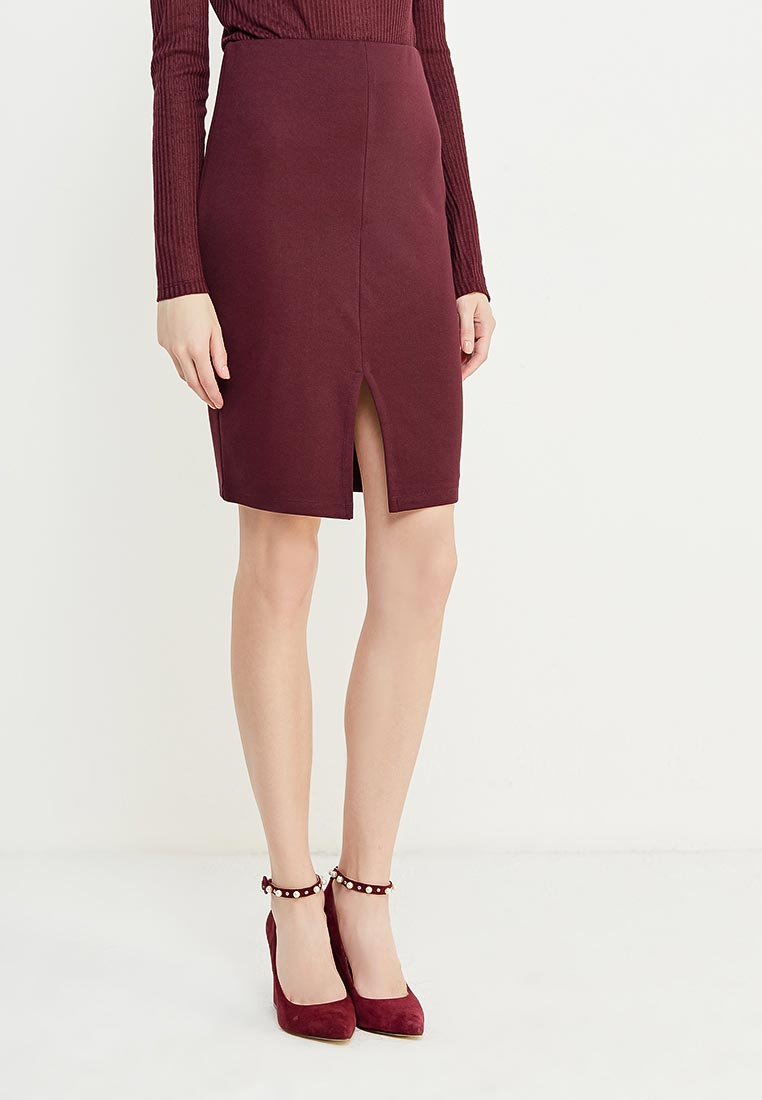 Узкая юбка Coquelicot 6CQAW16S090106100