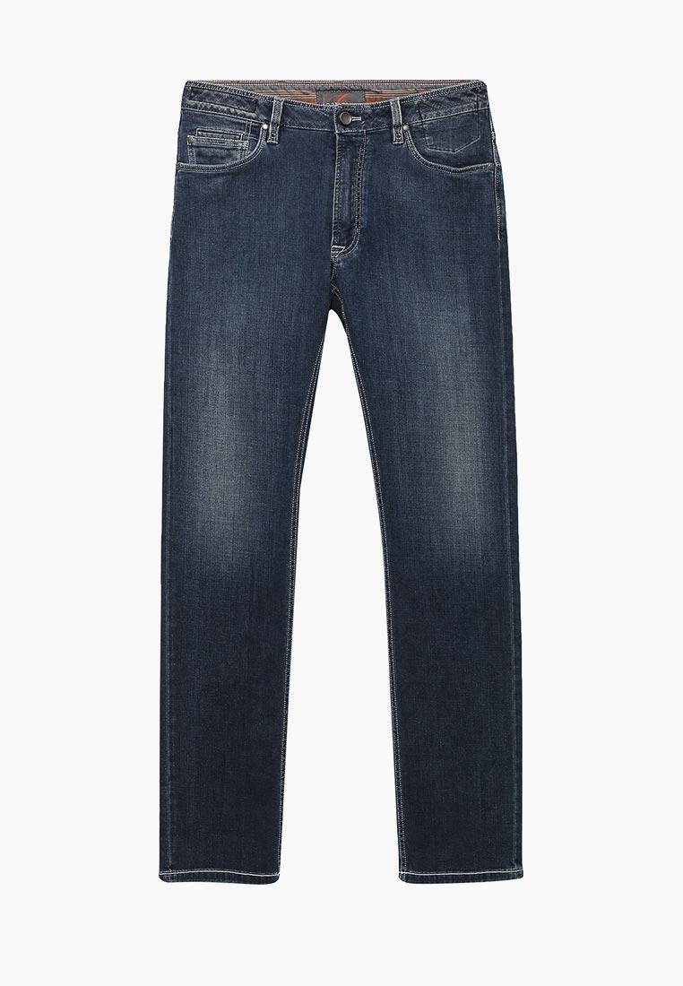Мужские прямые джинсы Cortigiani 413513