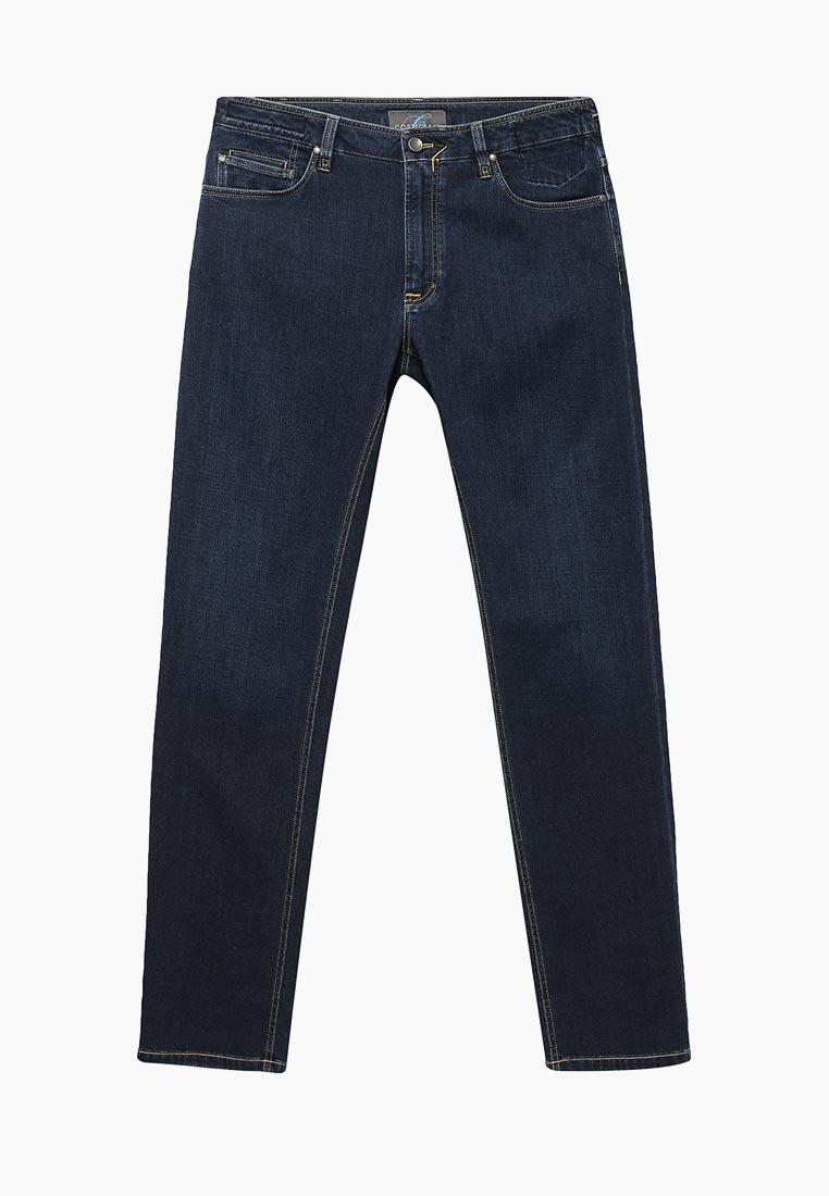Мужские прямые джинсы Cortigiani 413504