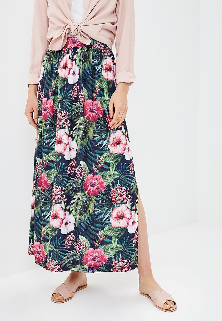 Широкая юбка Colour Pleasure CP014_173