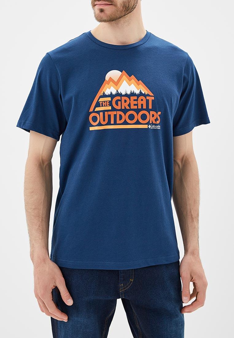 Спортивная футболка Columbia (Коламбия) 1773421