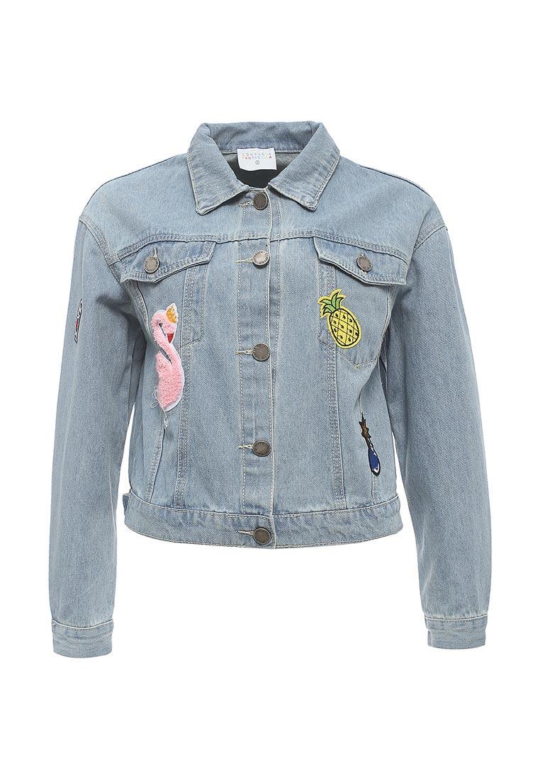 Джинсовая куртка Compania Fantastica SP17KAR55