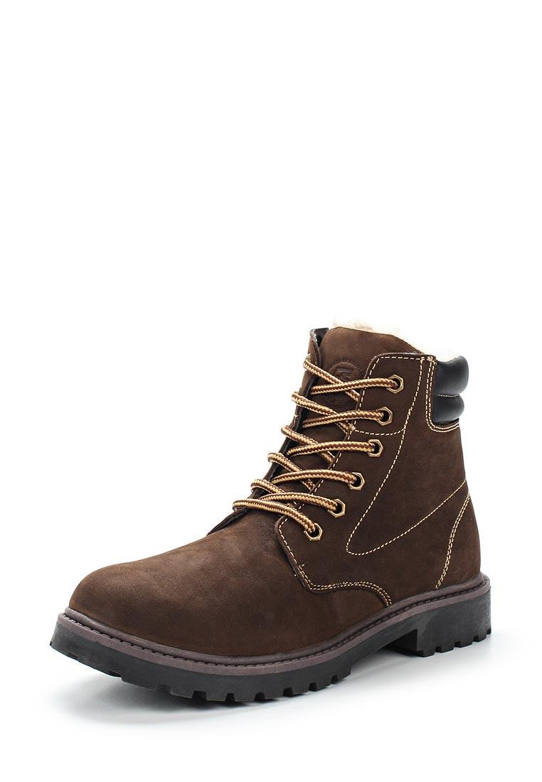 Ботинки для мальчиков CROSBY 278128/01-02
