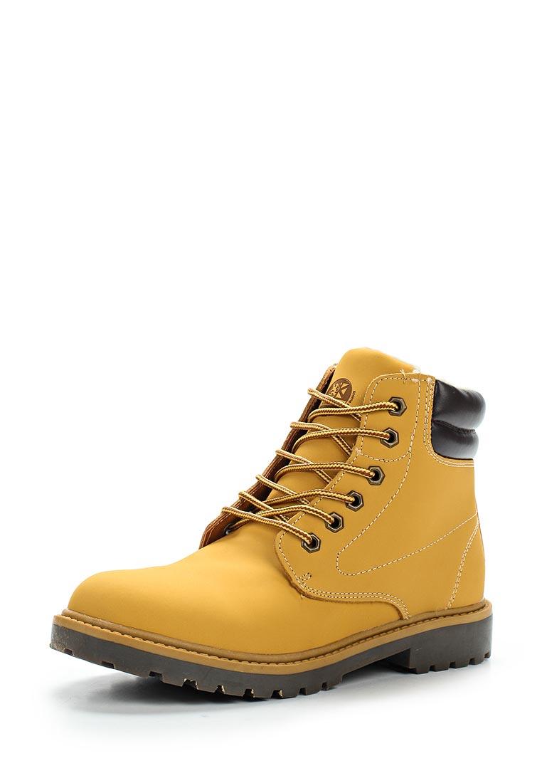 Ботинки для мальчиков CROSBY 278129/01-02