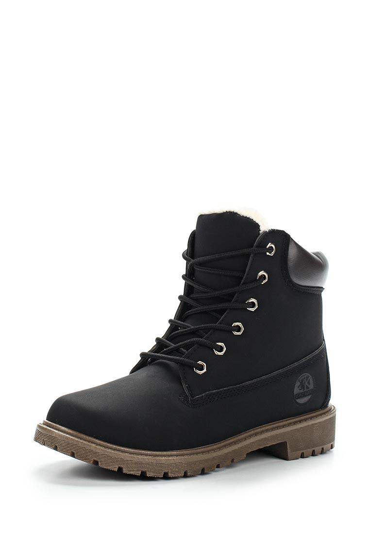 Ботинки для мальчиков CROSBY 278462/03-03
