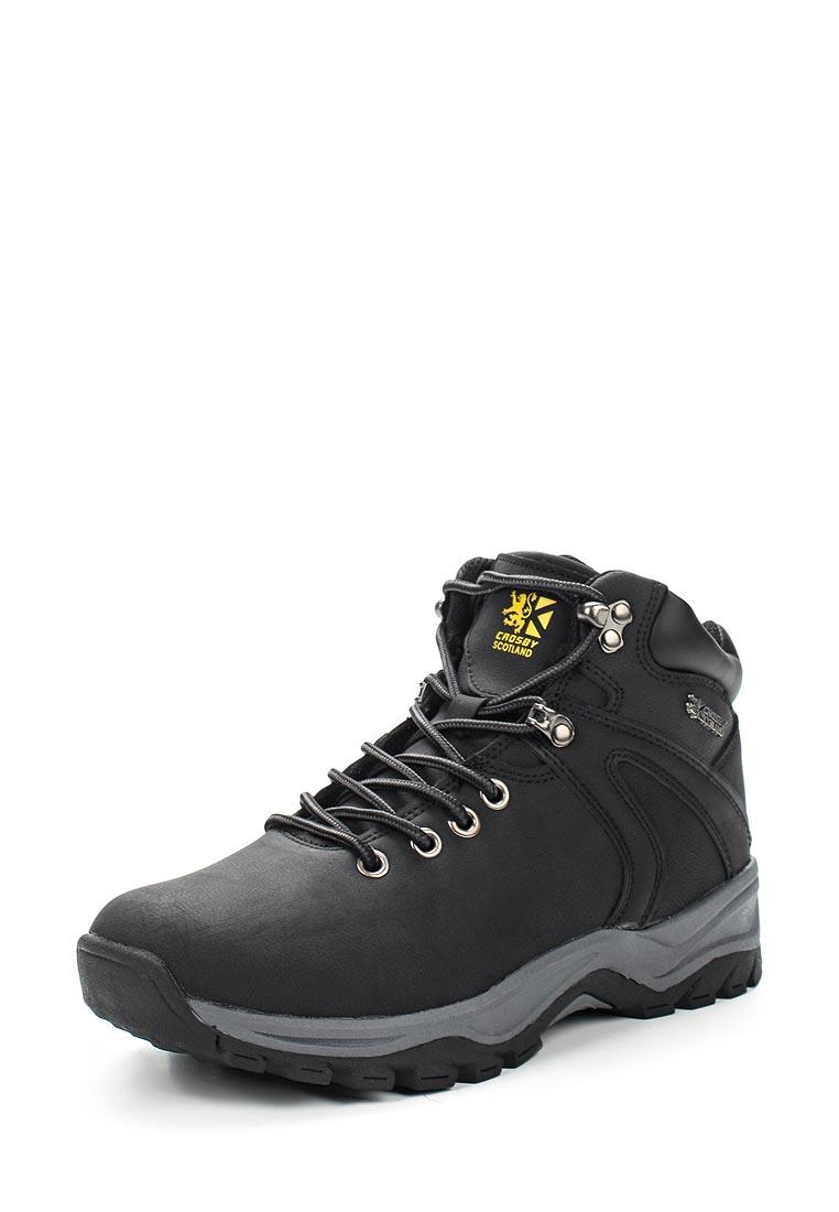 Ботинки для мальчиков CROSBY 478051/01-01