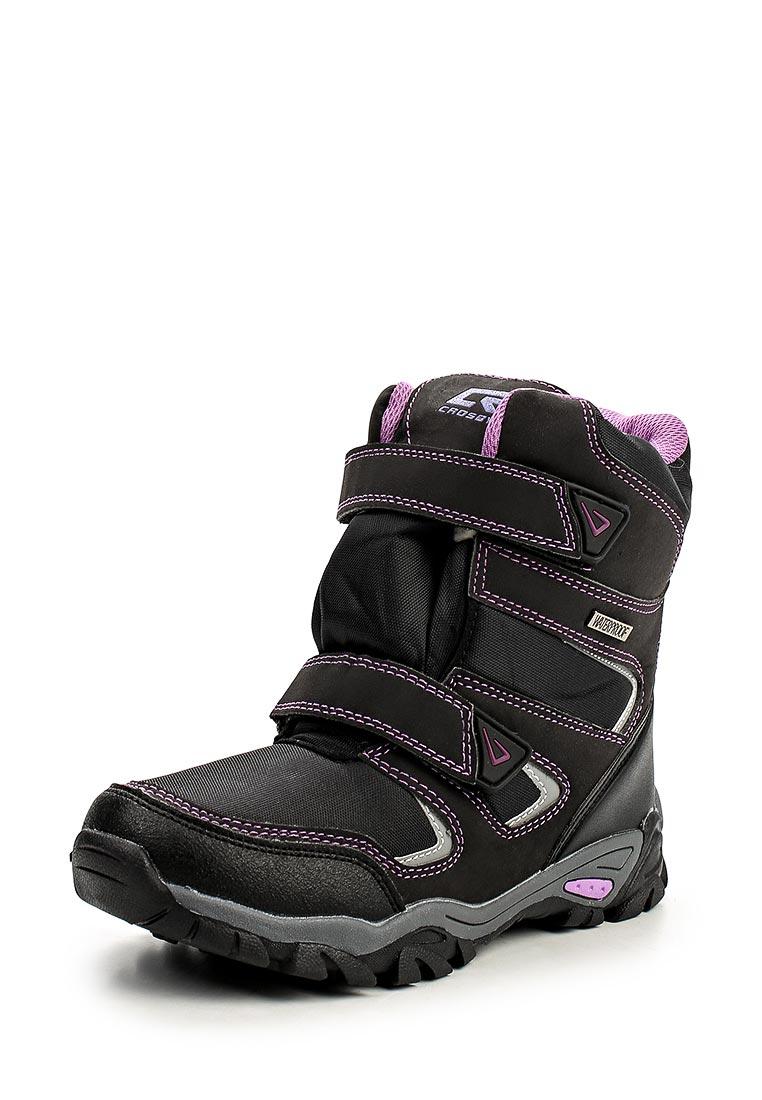 Ботинки для девочек CROSBY 268028/01-03
