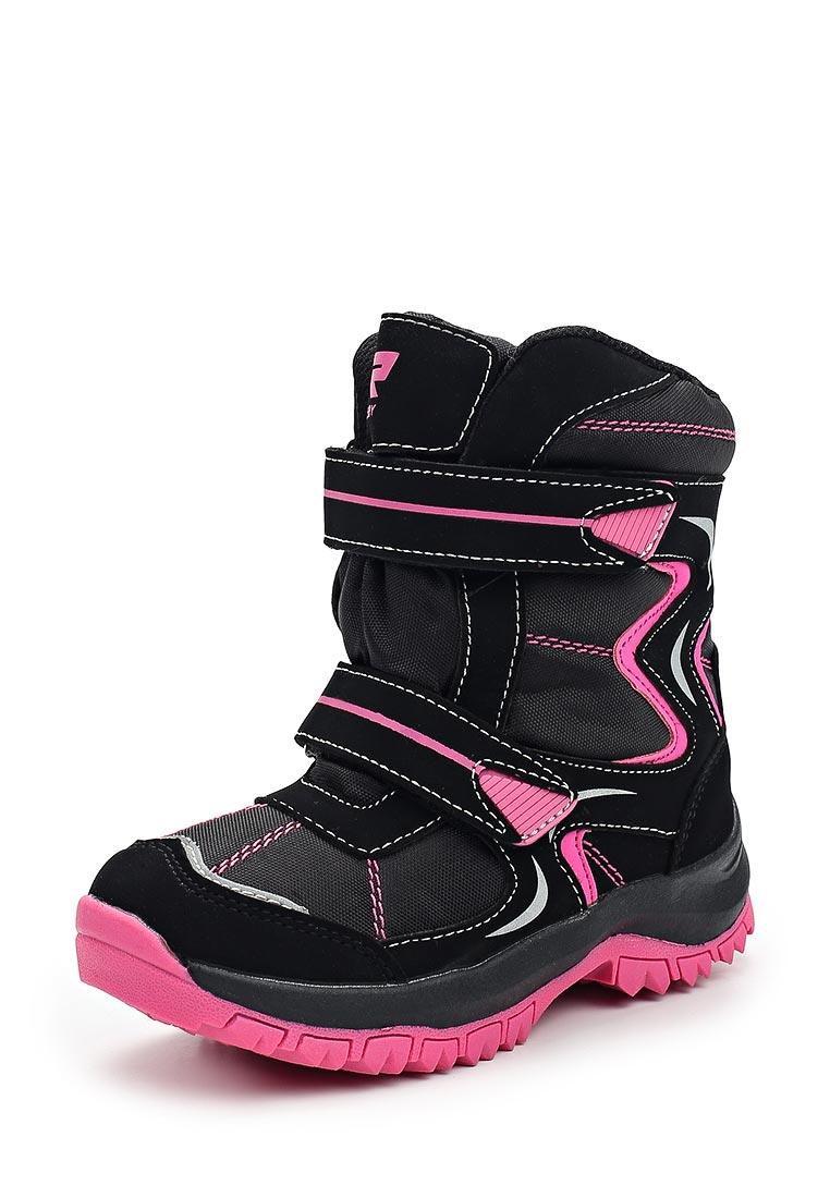 Ботинки для девочек CROSBY (КРОСБИ) 278093/01-02