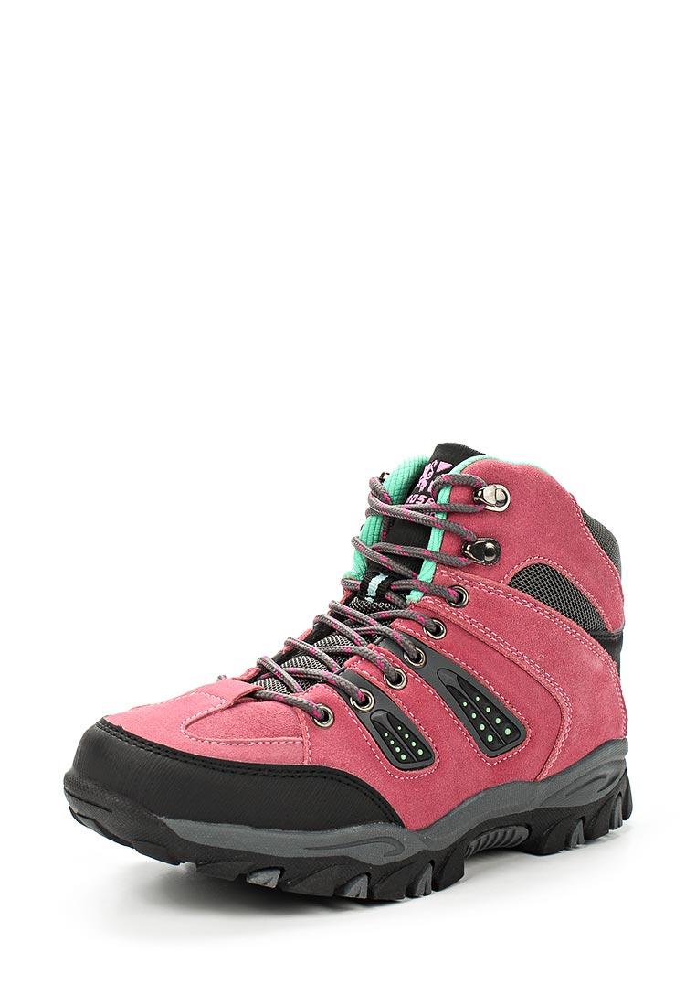 Ботинки для девочек CROSBY 278363/01-02