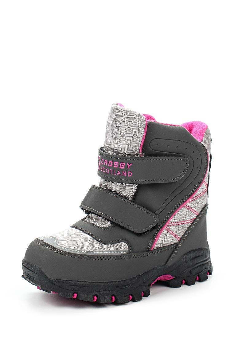 Ботинки для девочек CROSBY 278513/01-03